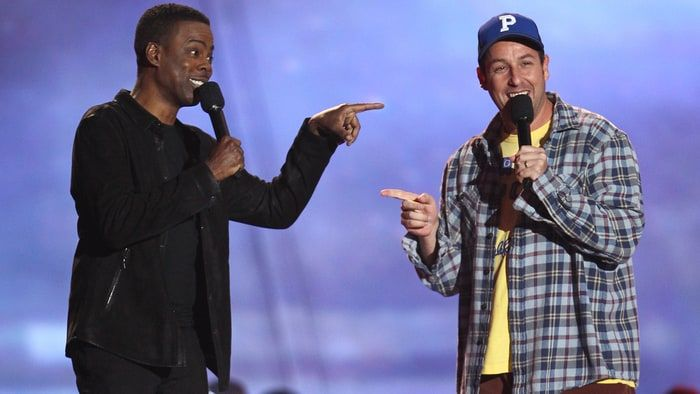 The Week Of: l'originale Netflix con Adam Sandler e Chris Rock