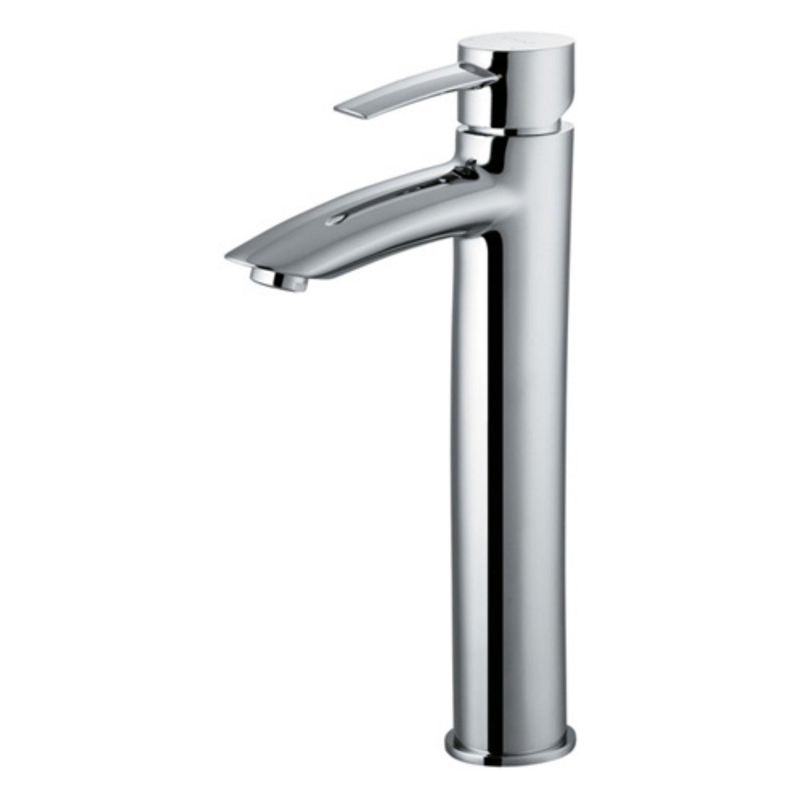 Vigo Vg03008ch Single Hole Vessel Faucet Vessel Faucets Faucet