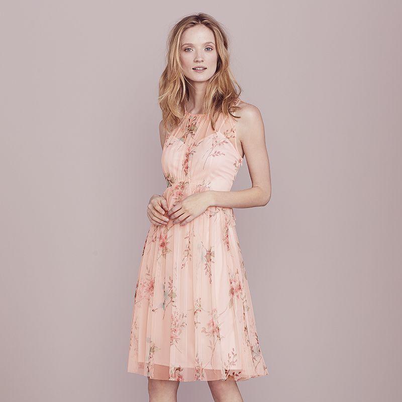 LC Lauren Conrad Dress Up Shop Collection Tulle A-Line Dress ...