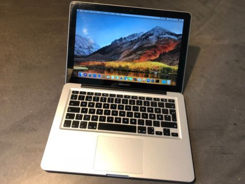 Details about Apple MacBook PRO 13 Core i5 2 4 4GB RAM 500GB