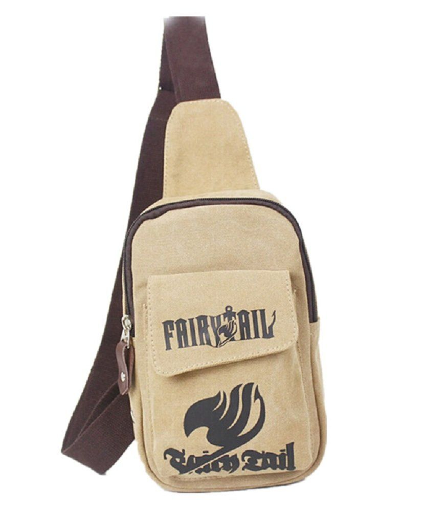 Tenacitee Living In Alabama with Mississippi Roots Grey Brushed Canvas Messenger Bag