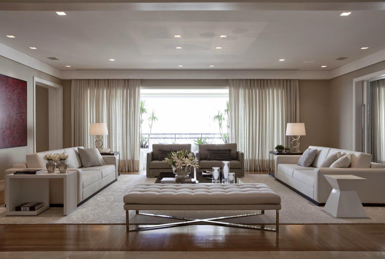 Interiores einrichten und wohnen moderne dekoration einfamilienhaus wohnzimmer