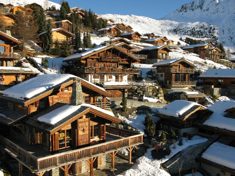 Ski Destinations: Verbier, Switzerland