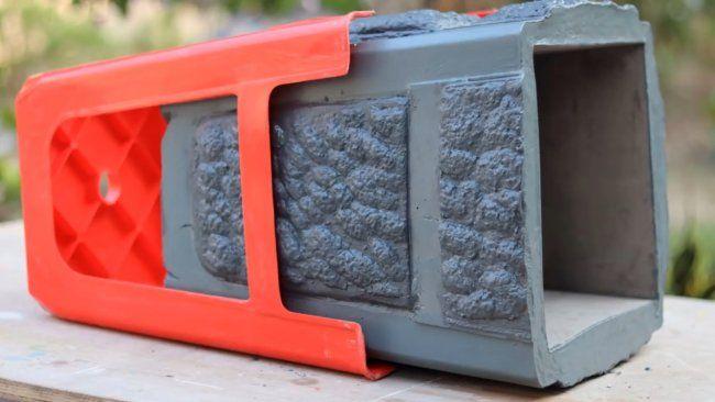 Бетон простой как приготовить цементный раствор для оштукатуривания