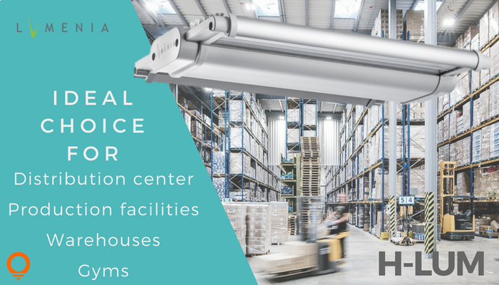 The H-LUM a great innovative solution for #industrial and warehouse lighting form #Lumenia https://lightingarena.com/product/h-lum-260/?utm_content=buffer8f73c&utm_medium=social&utm_source=pinterest.com&utm_campaign=buffer #lighting #LED #design
