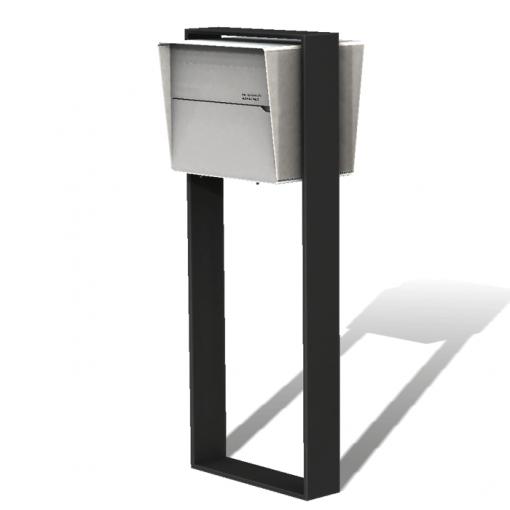 Design Briefkasten Brevis Designkracher Grammatokibwtia