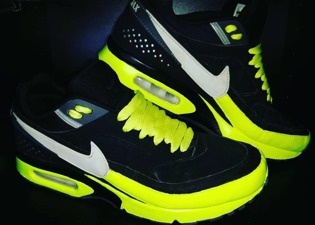 on feet at limited guantity detailing nike #air#max#classic#bw #bws #nikeairmaxclassicbw100hce ...