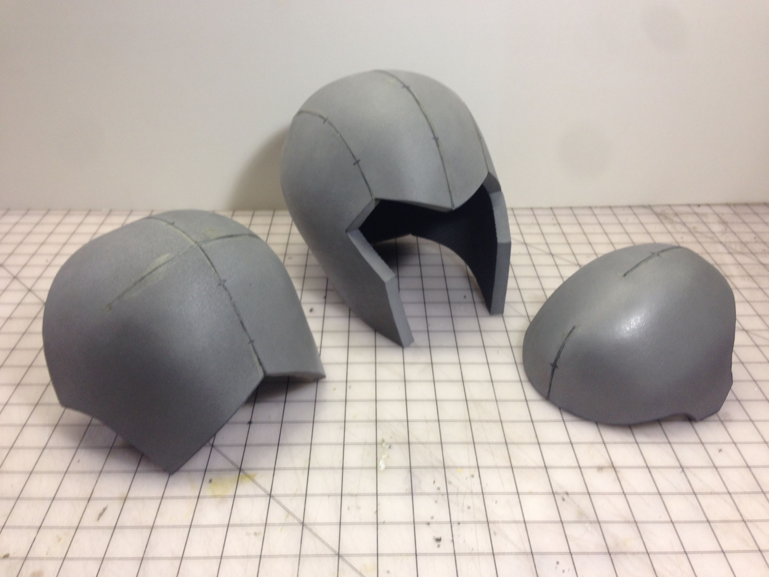 Foam Armor Patterns by Evil Ted Smith Foam cosplay, Foam
