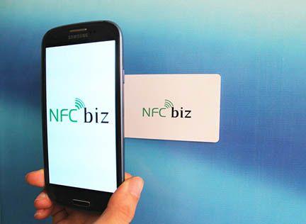 Nfc business cards nfc world pinterest nfc business cards reheart Choice Image
