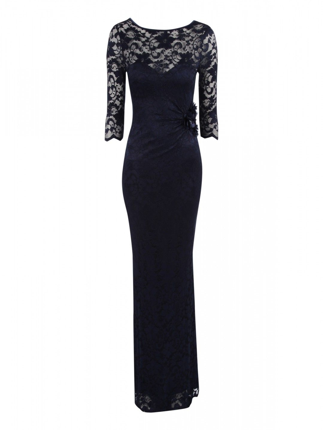 Lace Corsage Maxi Dress Jane Norman Dresses Maxi Dress Beautiful Dresses