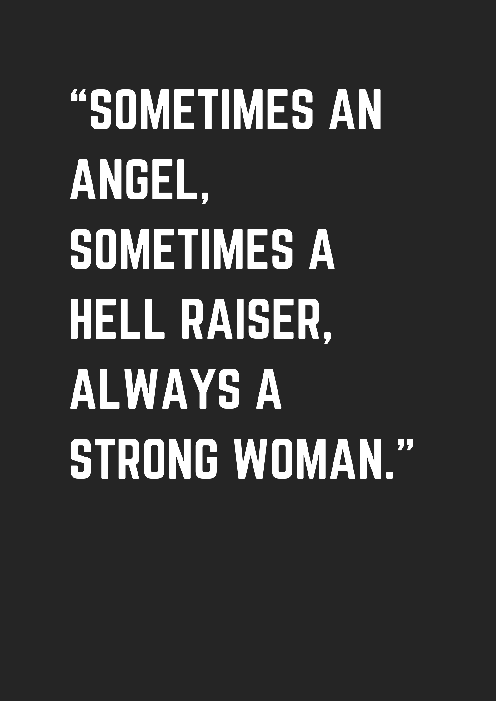 Super quotes to women — photo 5