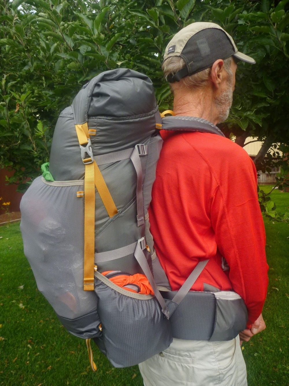 Jerry chair backpacking - Backpacking Trips