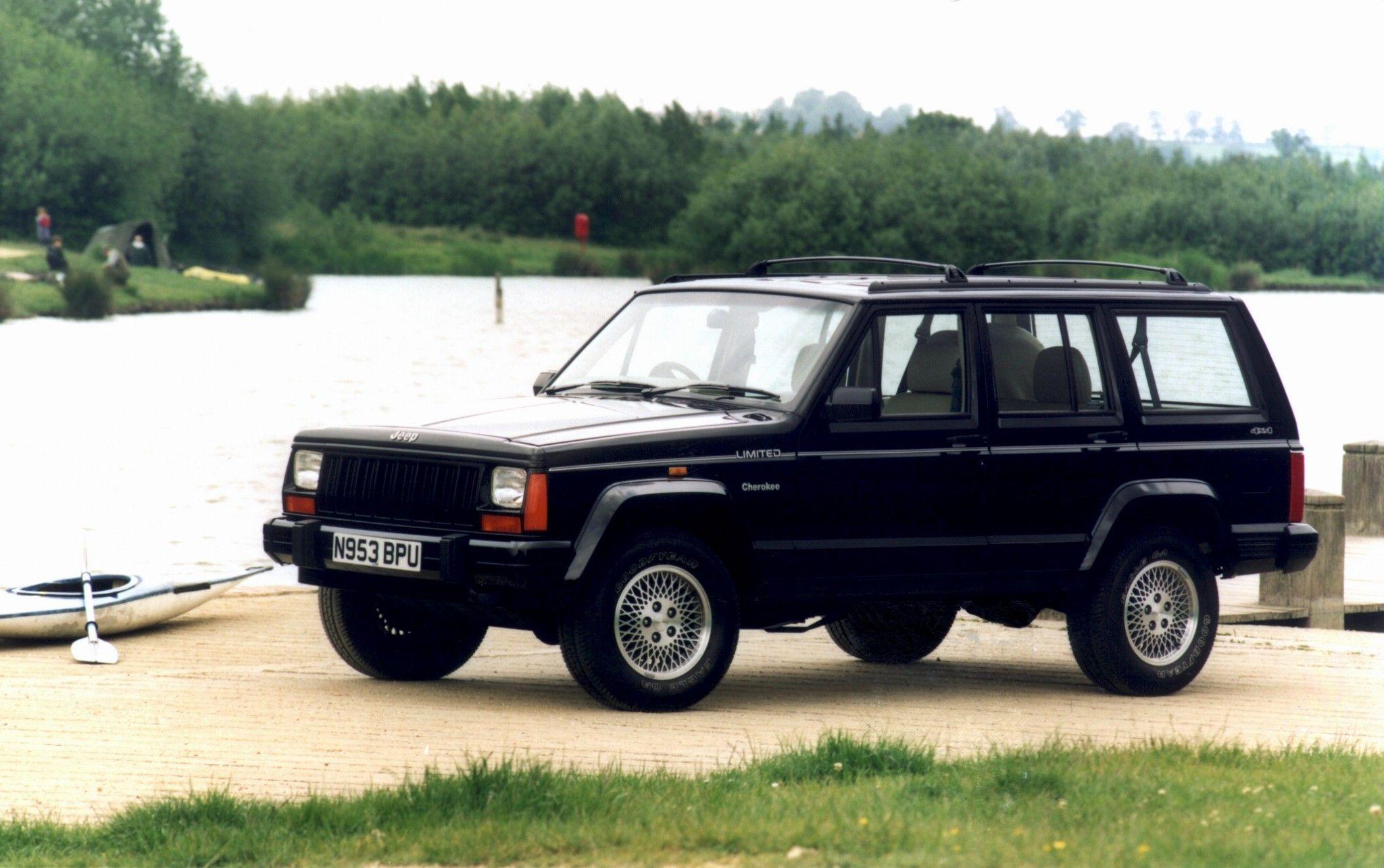 Jeep Cherokee Limited Uk Spec Xj 1993 96 In 2020 Jeep