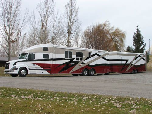 Pin On Pictures Of Themed 18 Wheelers