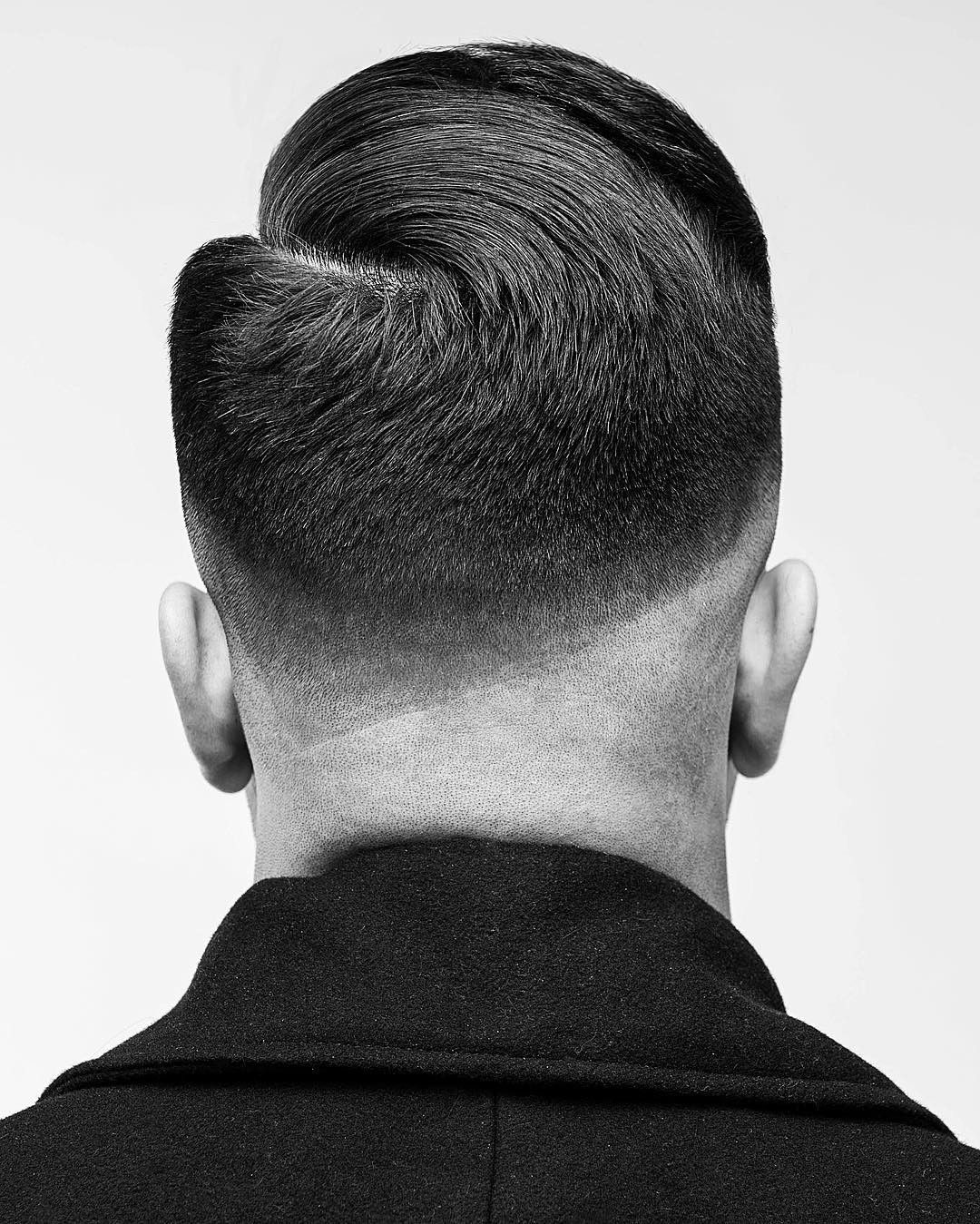 Mens haircut short sides pin by mollie beck on menus hairstyles for short medium and thick