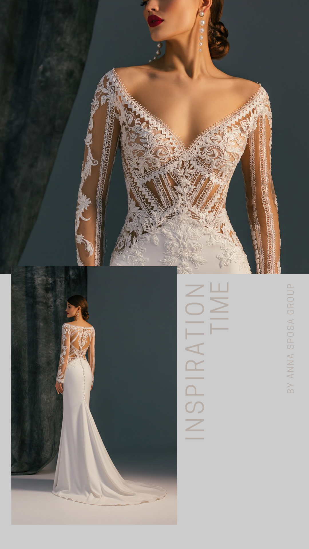 Carissa Wedding Dress Magic Balance Collection Elegant Wedding Dress Elegant Wedding Dress Mermaid Simple Lace Wedding Dress [ 1920 x 1080 Pixel ]