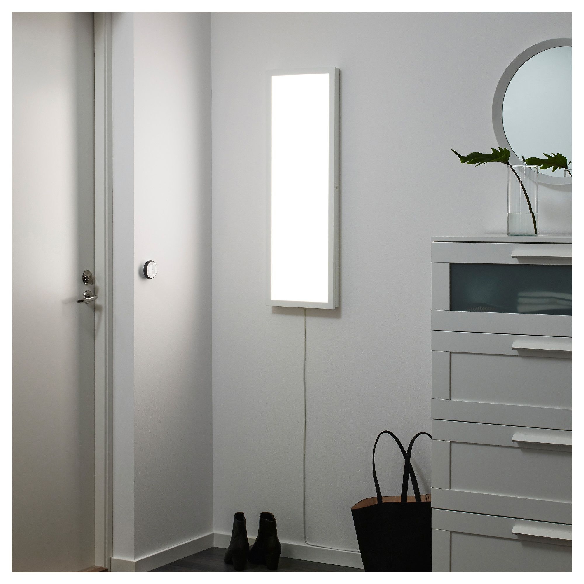 Floalt Led Light Panel W Wireless Control Dimmablewhite