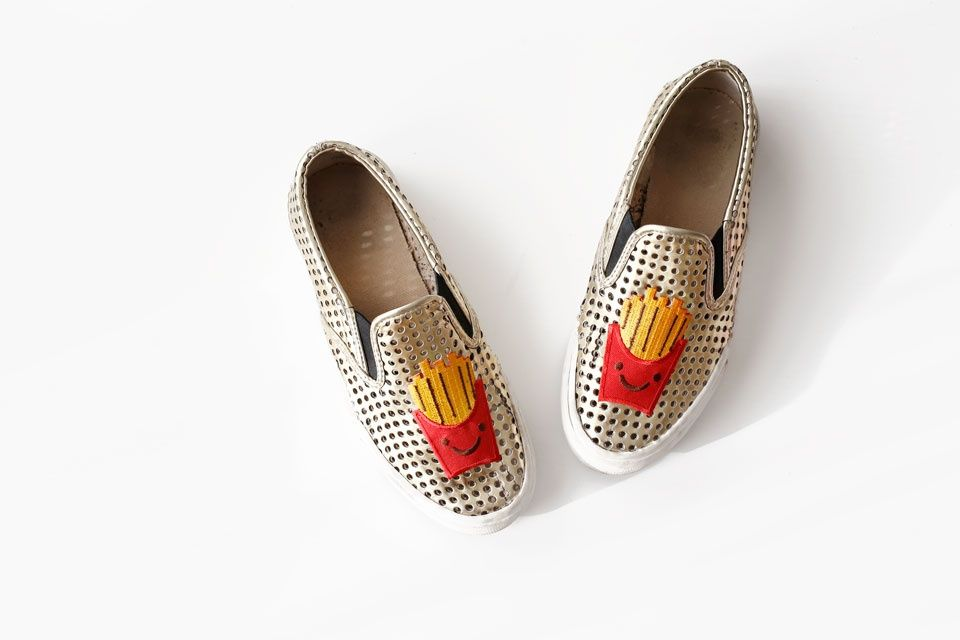 Fries shoes