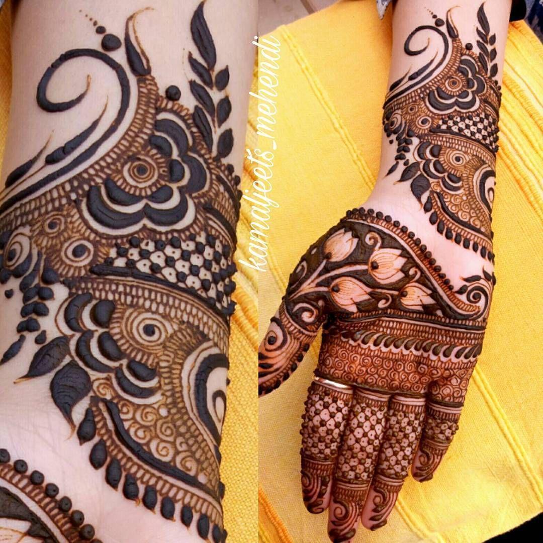 Pin By Kuldeep Nagar On Mehndi Designs Mehndi Designs Latest