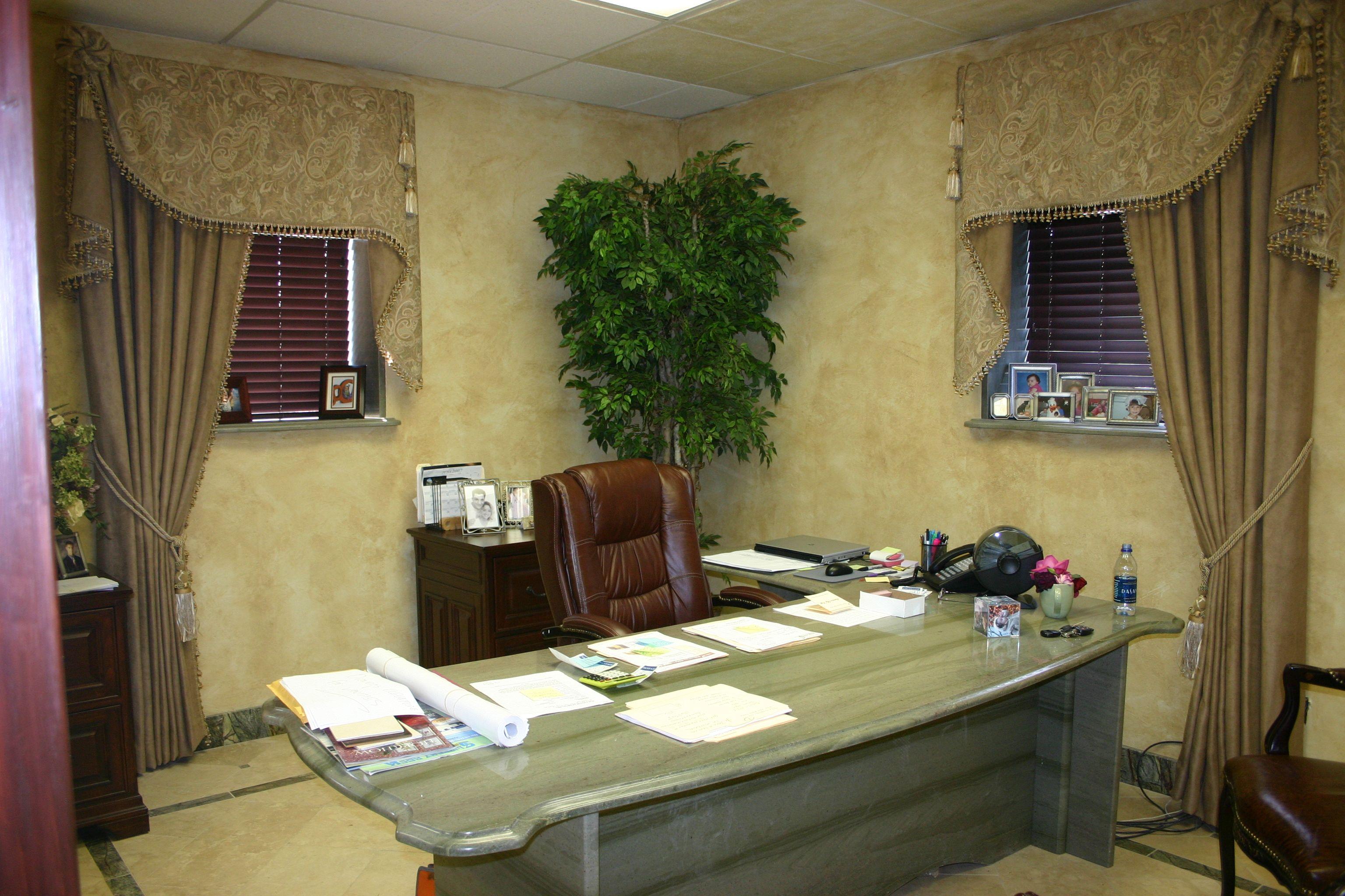 Window treatment ideas for a sunroom  workroom intelligence  roman shades u swingarm panels  drapery