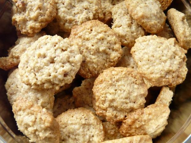 Photo of Nut Oatmeal Cookies