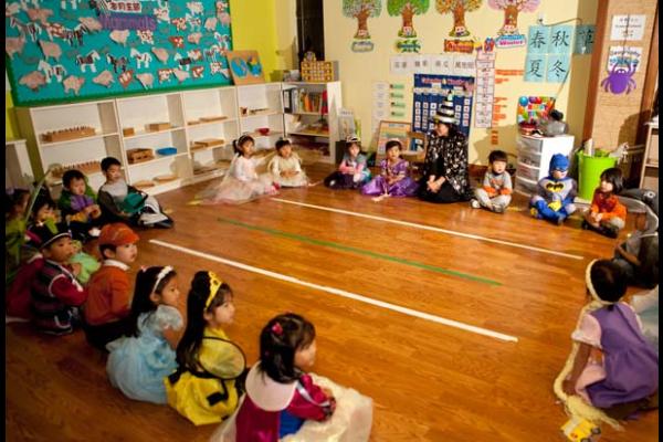 Preschool In Cupertino Growing Tree Bilingual Montessori Preschool