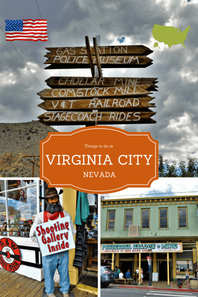 Things To Do In Virginia City Take A Day Trip To The Wild West Nevada Travel Virginia City Reno To Lake Tahoe