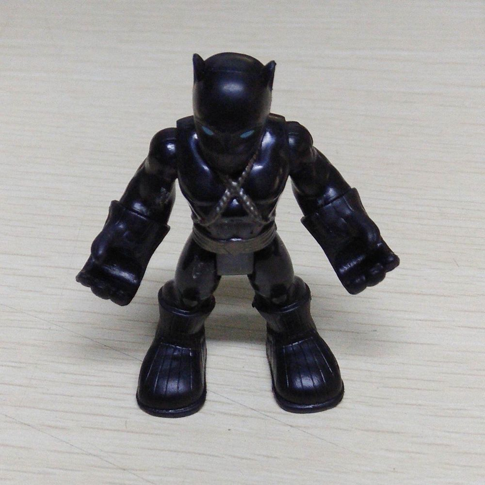 Playskool Marvel Super Hero Squad Black Variant Spiderman