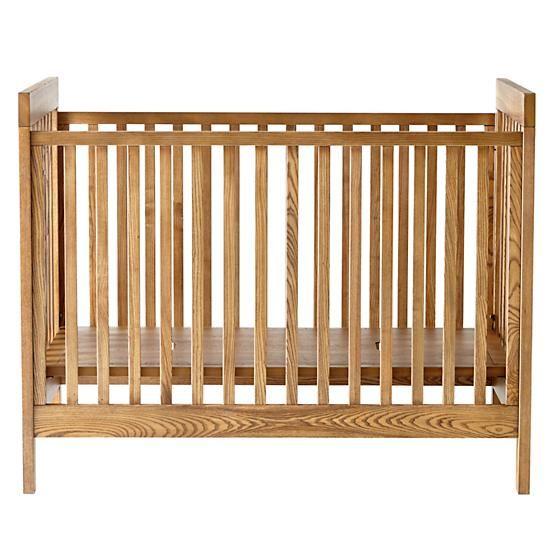 Cargo Crib (Natural) | The Land Of Nod
