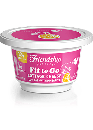 Pleasant Friendship Dairies Fit To Gosup Sup 1 Lowfat Cottage Home Interior And Landscaping Fragforummapetitesourisinfo