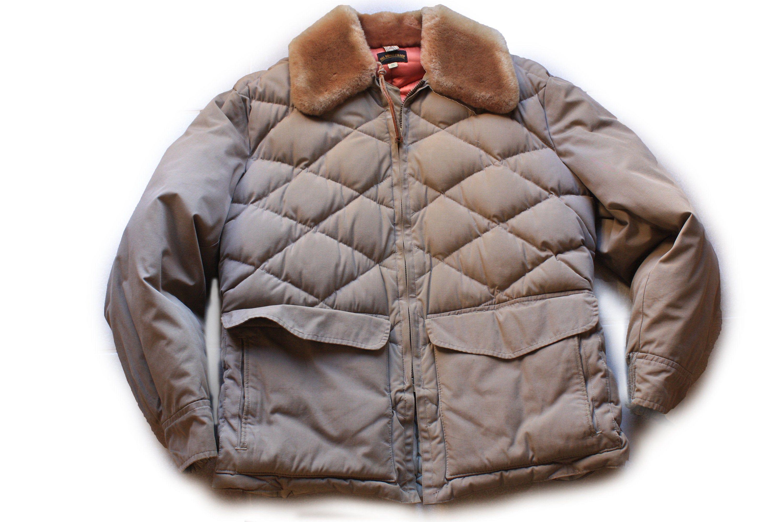 Puffer Jacket Vintage Mens Seattle Quilt Mfg Co Coat Goose Down Hiking Ski Jacket Size 46 Made In Usa Puffer Jackets Ski Jacket Vintage Outfits [ 2000 x 3000 Pixel ]