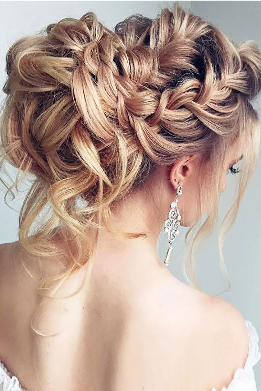33 boho inspired creative and unique wedding hairstyles | unique