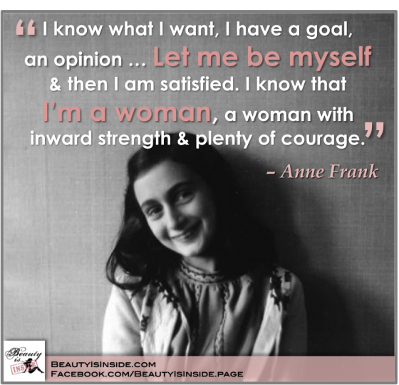 Anne Frank Would Ve Been 84 Years Old Today Anne Frank Quotes Anne Frank History Quotes