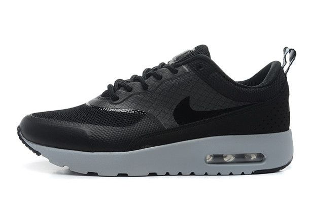 Nike Air Max Thea In Black And Grey