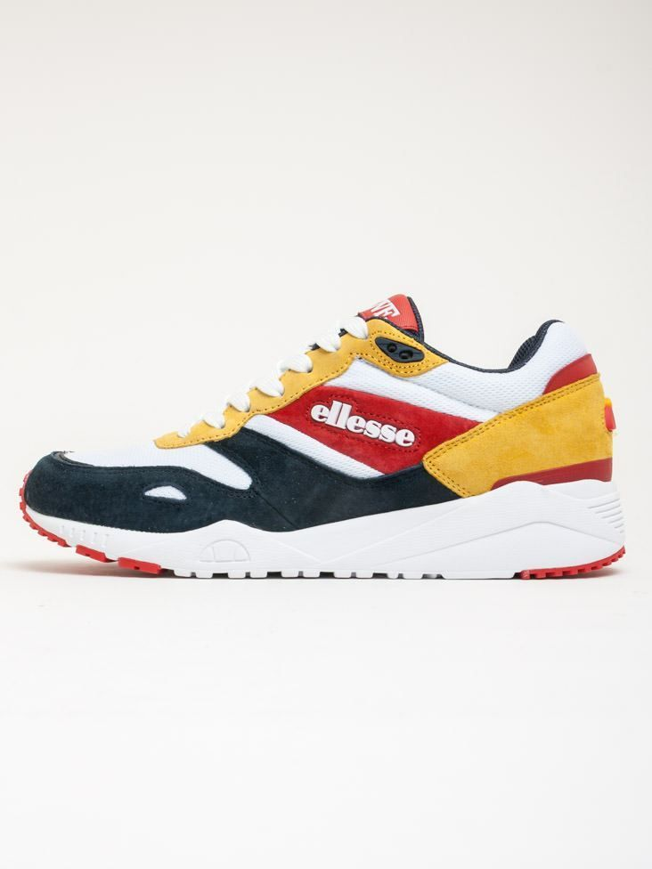 Move Forward - MOVE X Ellesse Capsule Collection