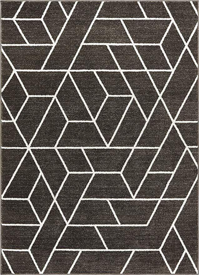 Well Woven Avebury Ashley Contemporary Geometric Tribal