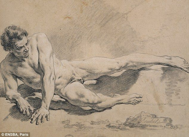 Rare collection of male nudes to go on display in London – Denenecek projeler