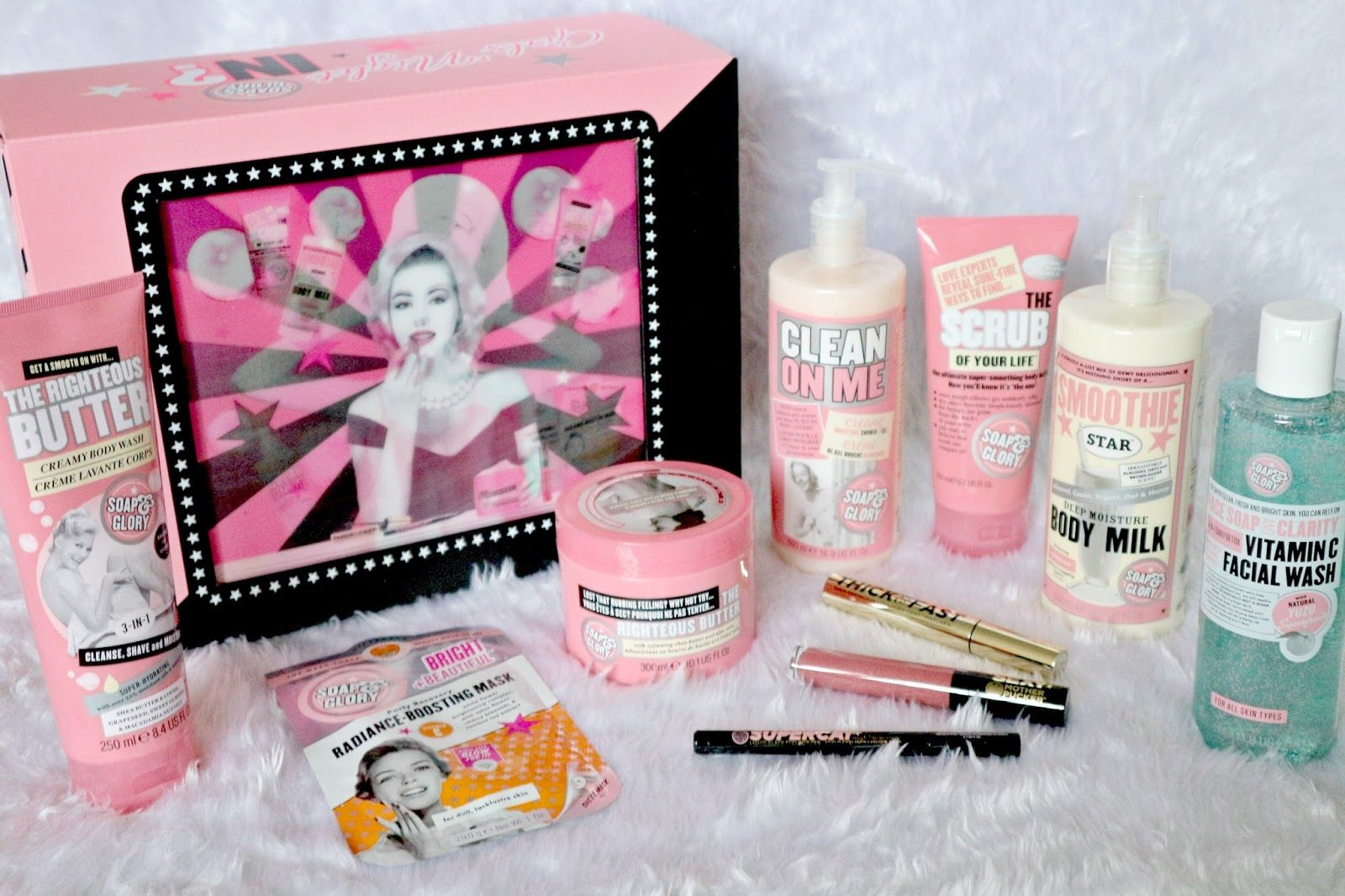 The Soap & Glory Boots Star Gift 2017 Spa Of Wonder