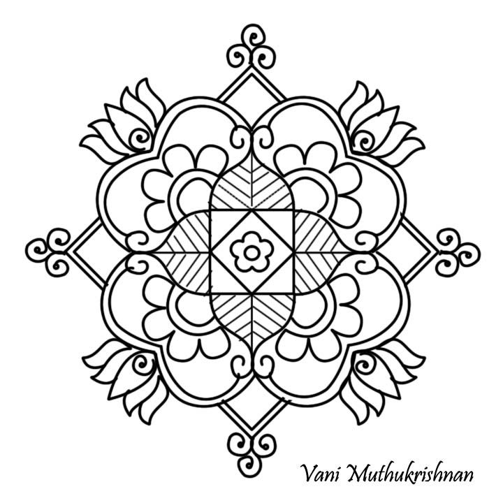 Lotus drawing rangoli designs black and white indie black white black n white india indie music