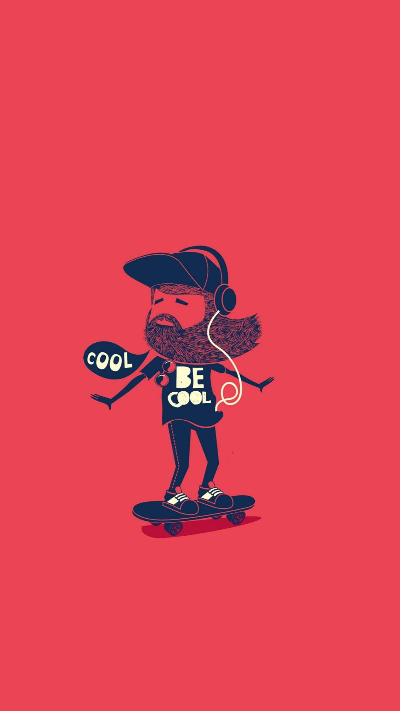 Be Cool Hd Wallpaper For Iphone In 2021 Ilustration Art Art Amazing Hd Wallpapers
