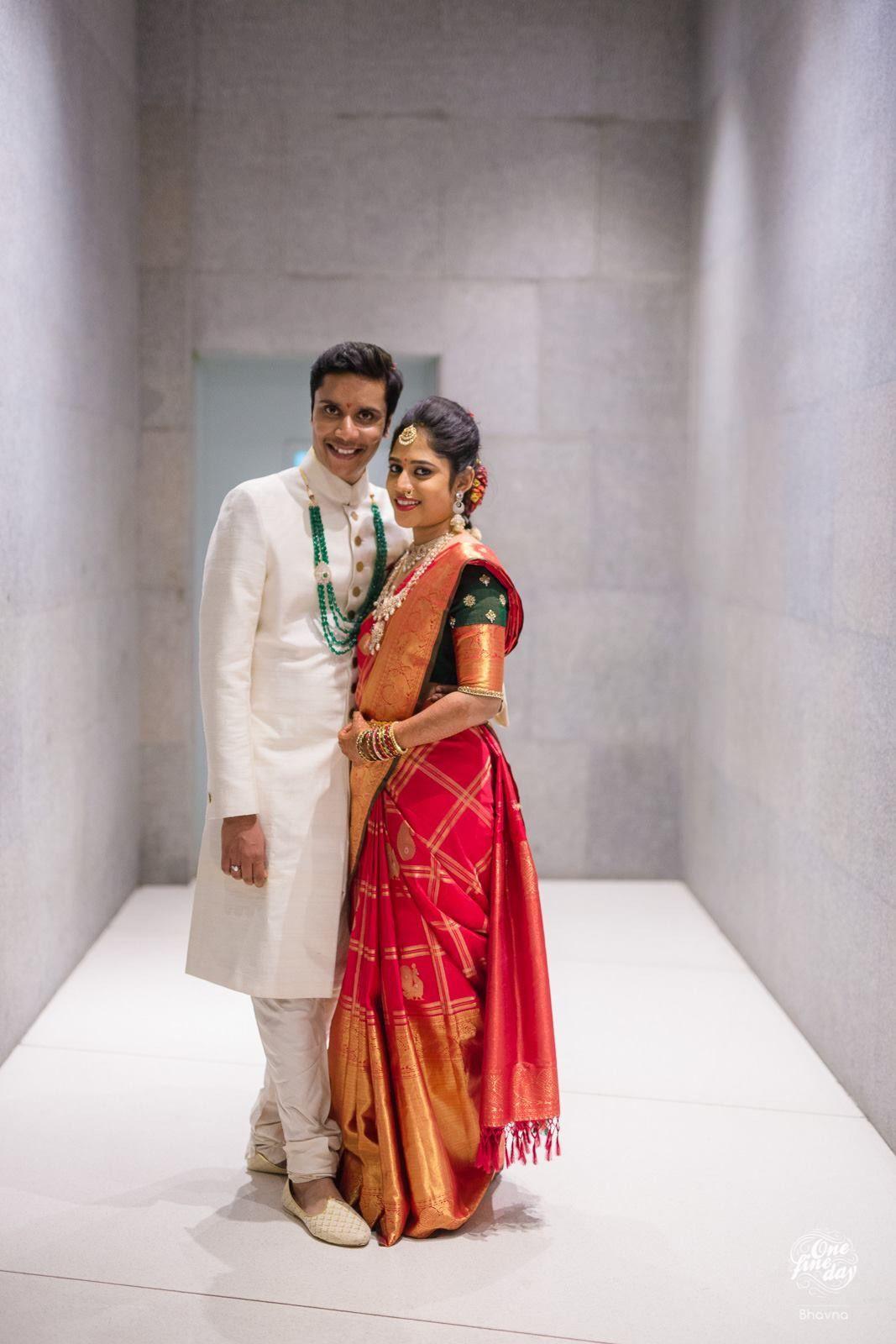 Marathi Couple Xpensive Wedding Dress Men Wedding Saree Collection Couple Dress [ 1600 x 1067 Pixel ]