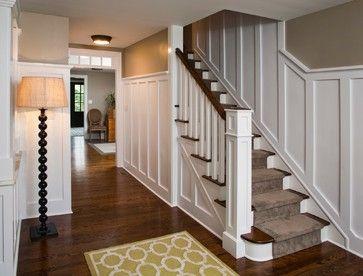 morrisville residence - traditional - staircase - philadelphia
