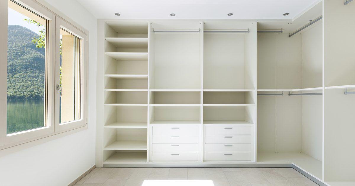 C mo dise ar un armario de dormitorio con home depot en 2019 armario - Disenar un dormitorio ...