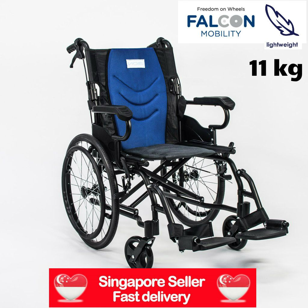 Falcon Mobility offers high quality lightweight