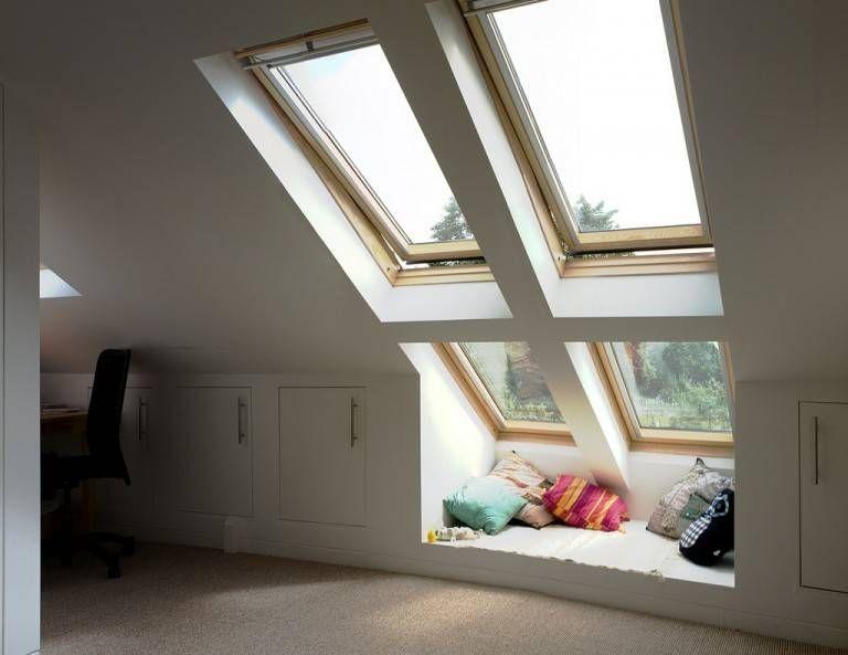 Roof Windows for Loft Conversion #loftconversions