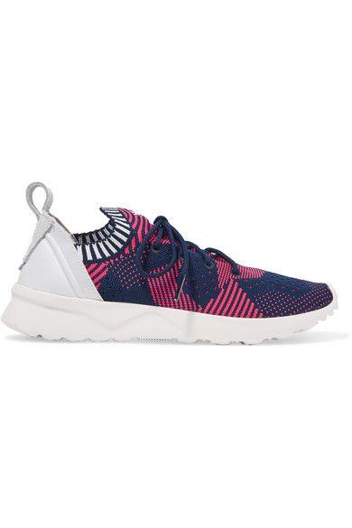 de8f7ad996091 ADIDAS ORIGINALS Zx Flux Adv Virtue Mesh Sneakers.  adidasoriginals  shoes   sneakers