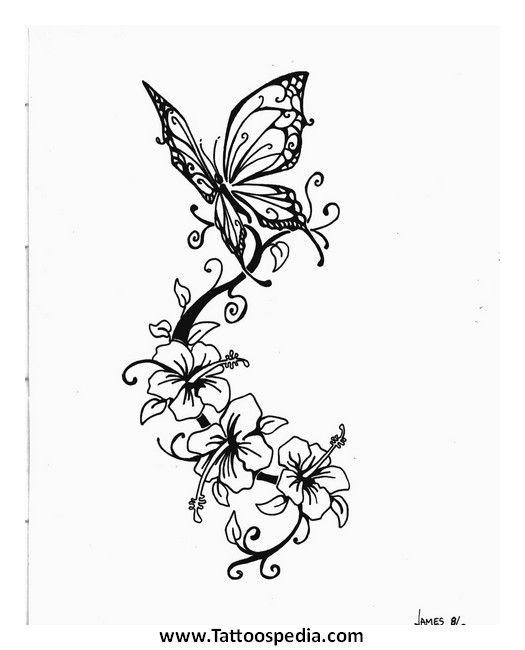 Ladies Butterfly Tattoo Designs 4 Tattoospedia Tattoo Peircing