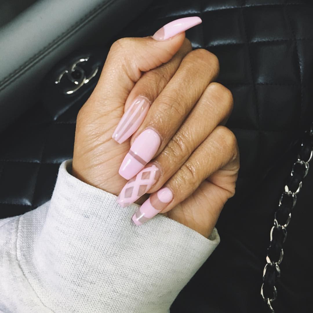 "Samaria Leah on Instagram: ""feeling girly."" | Clawss ..."