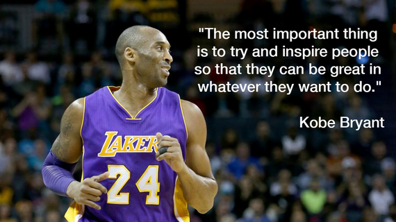 5 Kobe Bryant Quotes To Inspire Greatness And Keep Entrepreneurs Motivated Kobe Bryant Quotes Kobe Quotes Basketball Quotes Inspirational