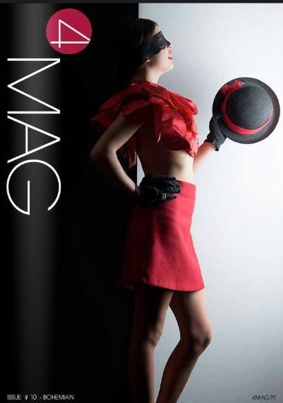 www.4mag.pt  Revista de Moda, Fotografia, Arte e Design :)